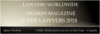 Lawyers Worldwide Awards Magazine - Super Lawyers 2018